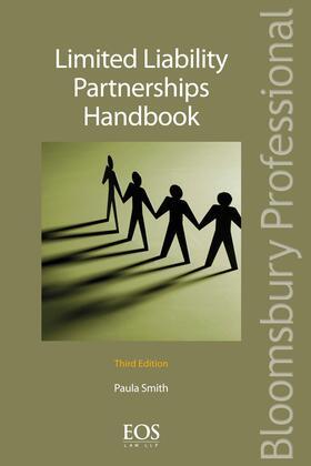 Smith   Limited Liability Partnerships Handbook   Buch   sack.de