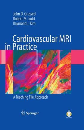 Grizzard / Judd / Kim | Cardiovascular MRI in Practice, w. CD-ROM | Buch | sack.de