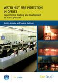 Annable / Jackman |  Water Mist Fire Protection in Offices | Buch |  Sack Fachmedien