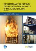 Colwell |  Fire Performance of External Thermal Insulation for Walls of Multistorey Buildings | Buch |  Sack Fachmedien