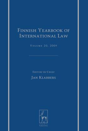 Finnish Yearbook of International Law | Buch | Sack Fachmedien