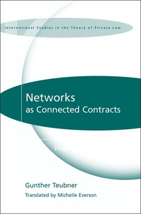 Collins / Teubner | Networks as Connected Contracts | Buch | sack.de