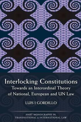 Cordillo Perez | Interlocking Constitutions | Buch | sack.de