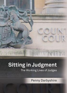 Darbyshire | Sitting in Judgment | Buch