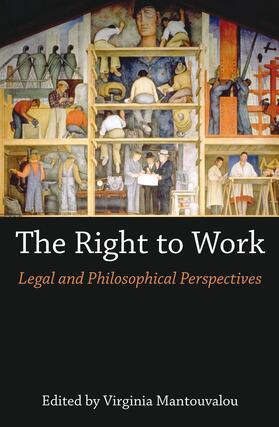 Mantouvalou | The Right to Work | Buch | sack.de