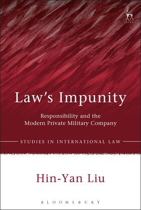 Liu | Law's Impunity | Buch | sack.de