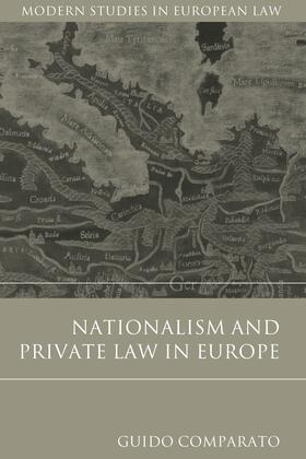 Comparato | Nationalism and Private Law in Europe | Buch | Sack Fachmedien