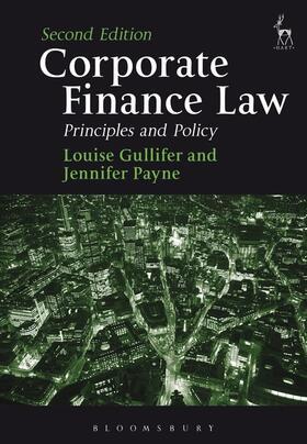 Payne / Gullifer | Corporate Finance Law | Buch | sack.de