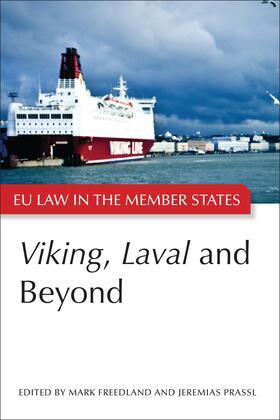 Freedland / Adams-Prassl | Viking, Laval and Beyond | Buch | sack.de