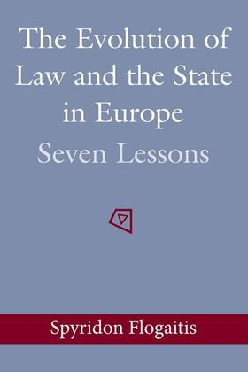 Flogaitis | The Evolution of Law and the State in Europe | Buch | sack.de
