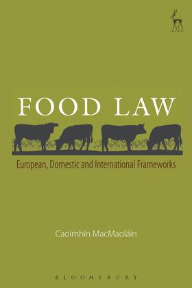 MacMaoláin | Food Law | Buch | sack.de