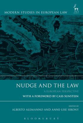 Alemanno / Sibony | Nudge and the Law | Buch | sack.de