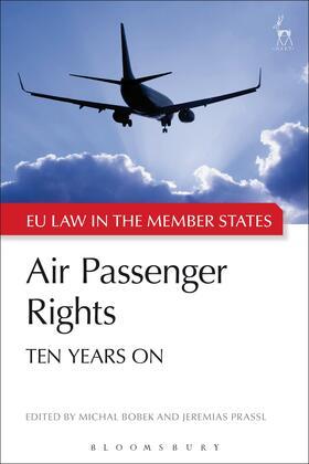 Bobek / Adams-Prassl | Air Passenger Rights | Buch | Sack Fachmedien