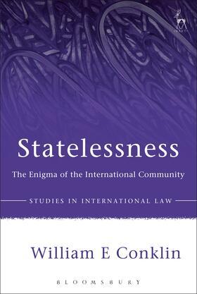 Conklin   Statelessness   Buch   Sack Fachmedien
