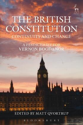 Qvortrup | The British Constitution: Continuity and Change | Buch | sack.de