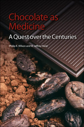 Hurst / Wilson | Chocolate as Medicine | Buch | sack.de