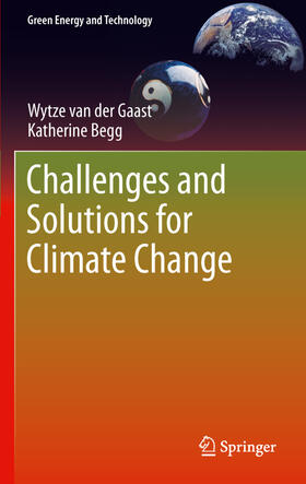 van der Gaast / Begg | Challenges and Solutions for Climate Change | Buch | Sack Fachmedien