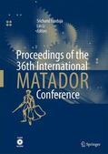 Hinduja / Li    Proceedings of the 36th International Matador Conference   Buch    Sack Fachmedien