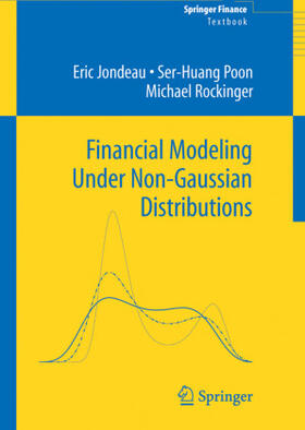 Jondeau / Poon / Rockinger | Financial Modeling Under Non-Gaussian Distributions | Buch | sack.de