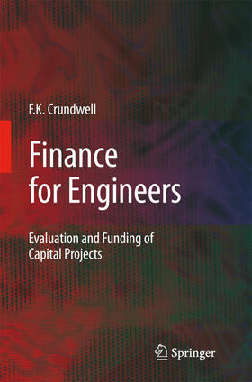 Crundwell   Finance for Engineers   Buch   sack.de