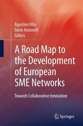 Antonelli / Villa   A Road Map to the Development of European SME Networks   Buch   sack.de