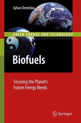 Demirbas | Biofuels | Buch | sack.de