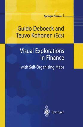 Kohonen / Deboeck | Visual Explorations in Finance | Buch | sack.de