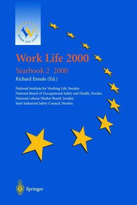Ennals | Work Life 2000 | Buch | sack.de