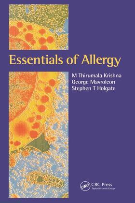 Krishna / Mavroleon / Holgate | Essentials of Allergy | Buch | sack.de