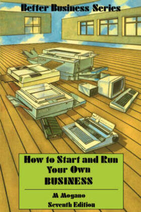 Mogano | How to Start and Run Your Own Business | Buch | sack.de