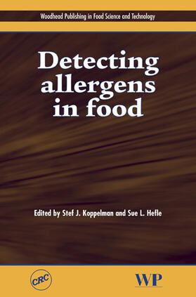 Koppelman / Hefle   Detecting Allergens in Food   Buch   sack.de