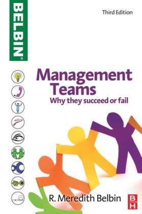 Belbin | Management Teams | Buch | sack.de