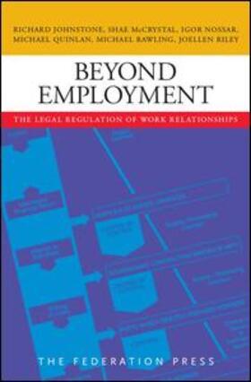 Johnstone / McCrystal / Nossar | Beyond Employment | Buch | sack.de
