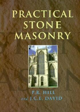 Hill / David | Practical Stone Masonry | Buch | sack.de