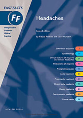 Peatfield / Dodick | Fast Facts: Headaches | Buch | sack.de