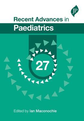 Maconochie | Recent Advances in Paediatrics: 27 | Buch | sack.de