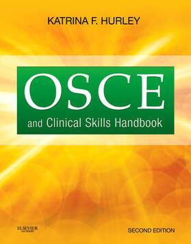 Hurley   OSCE and Clinical Skills Handbook   Buch   sack.de