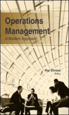Simons   Operations Management   Buch   sack.de