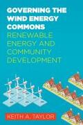 Governing the Wind Energy Commons   Buch    Sack Fachmedien