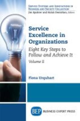 Service Excellence in Organizations, Volume II   Buch   sack.de