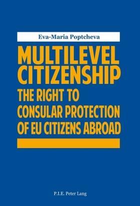 Poptcheva | Multilevel Citizenship | Buch | sack.de