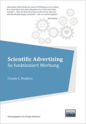 Hopkins / Holtmann | Scientific Advertising | Buch | sack.de
