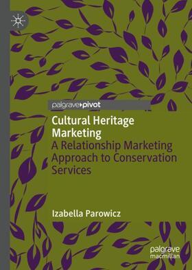Parowicz   Cultural Heritage Marketing   Buch   sack.de