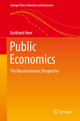 Heer | Public Economics | Buch | sack.de