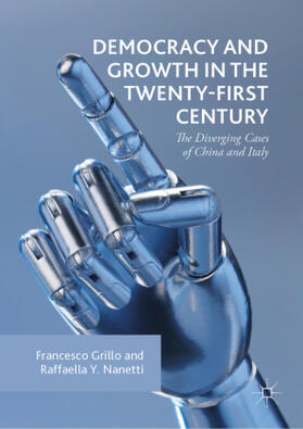 Grillo / Nanetti   Democracy and Growth in the Twenty-first Century   Buch   sack.de