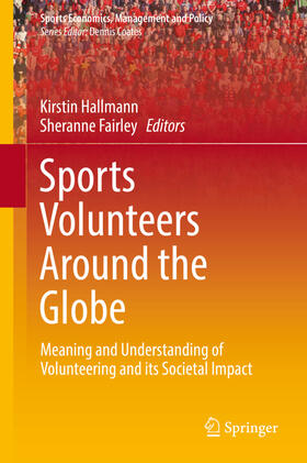 Hallmann / Fairley   Sports Volunteers Around the Globe   Buch   sack.de