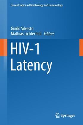 Silvestri / Lichterfeld | HIV-1 Latency | Buch | sack.de