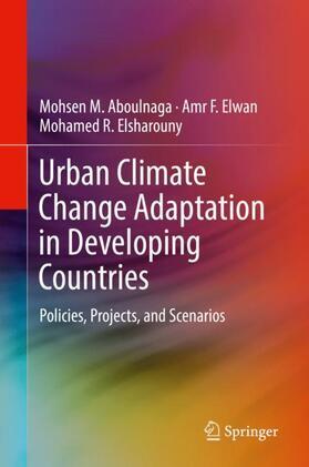 Aboulnaga / Elwan / Elsharouny | Urban Climate Change Adaptation in Developing Countries | Buch | sack.de