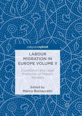 Borraccetti | Labour Migration in Europe Volume II | Buch | sack.de