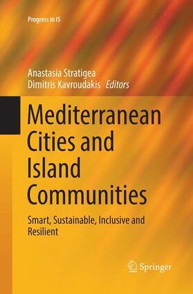Kavroudakis / Stratigea   Mediterranean Cities and Island Communities   Buch   sack.de